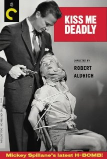 Kiss Me Deadly (1955) cover