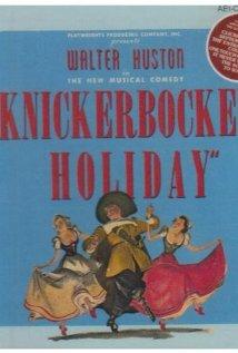 Knickerbocker Holiday (1944) cover