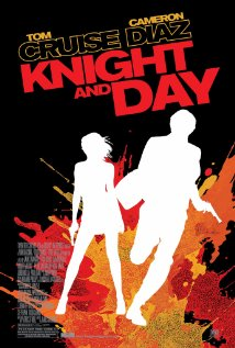 Knight and Day 2010 poster