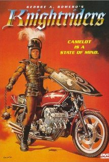 Knightriders (1981) cover