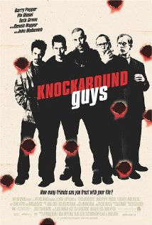 Knockaround Guys (2001) cover
