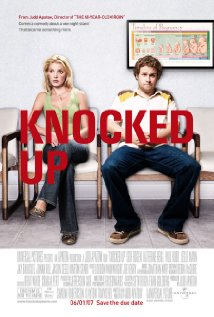 Knocked Up 2007 poster