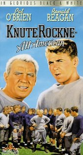 Knute Rockne All American (1940) cover
