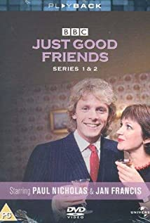 Just Good Friends 1983 poster