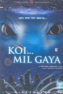 Koi... Mil Gaya (2003) cover