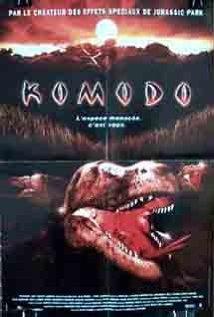 Komodo (1999) cover