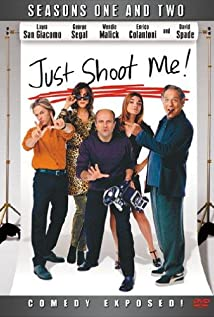 Just Shoot Me! (1997) cover