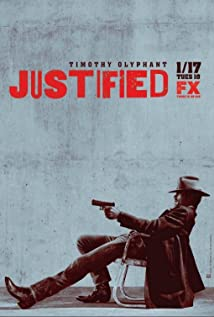 Justified (2010) cover