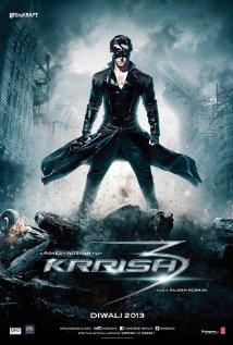 Krrish 3 2013 poster