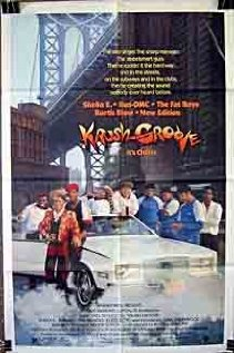 Krush Groove (1985) cover