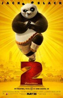 Kung Fu Panda 2 (2011) cover