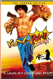 Kung Pow: Enter the Fist (2002) cover