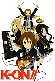 K-On! (2009) cover