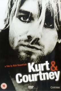 Kurt & Courtney (1998) cover