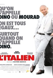 L'Italien 2010 copertina