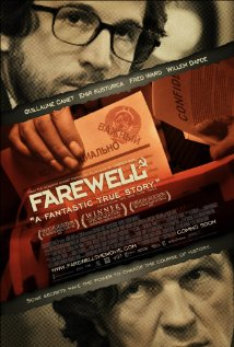 L'affaire Farewell (2009) cover
