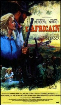 L'africain 1983 poster