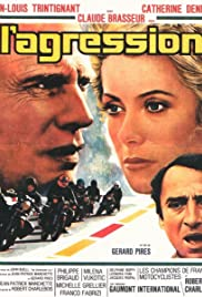 L'agression 1975 poster