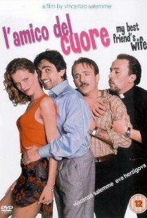 L'amico del cuore (1998) cover