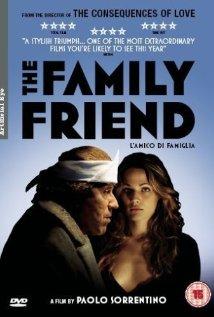 L'amico di famiglia (2006) cover