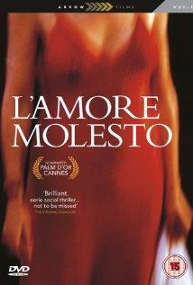 L'amore molesto (1995) cover