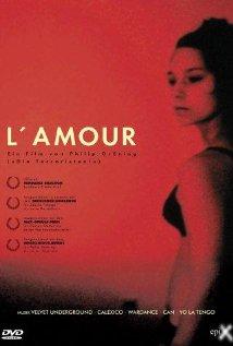 L'amour, l'argent, l'amour (2000) cover