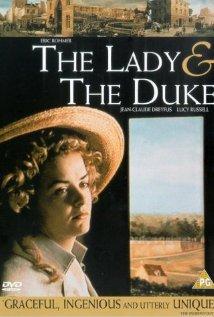 L'anglaise et le duc (2001) cover