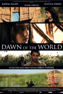 L'aube du monde 2008 poster