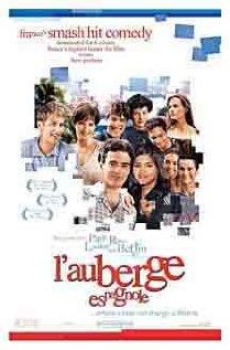 L'auberge espagnole (2002) cover