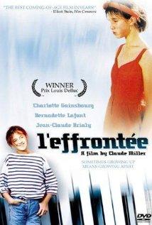 L'effrontée (1985) cover
