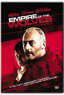 L'empire des loups (2005) cover
