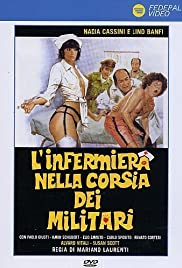 L'infermiera nella corsia dei militari (1979) cover