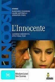 L'innocente (1976) cover