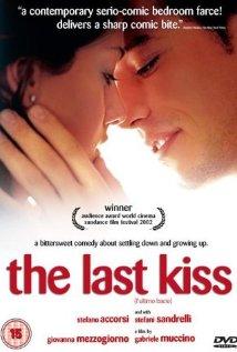 L'ultimo bacio (2001) cover