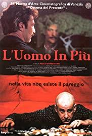 L'uomo in più (2001) cover