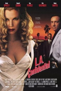 L.A. Confidential (1997) cover
