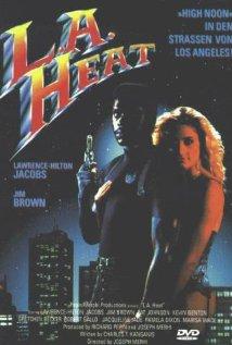 L.A. Heat (1989) cover