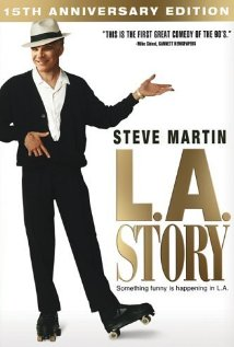 L.A. Story (1991) cover