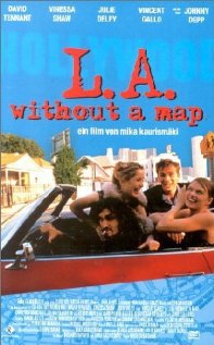 L.A. Without a Map (1998) cover