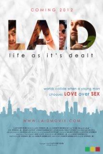 LAID: life as it's dealt (2012) cover