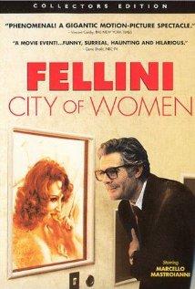 La città delle donne (1980) cover