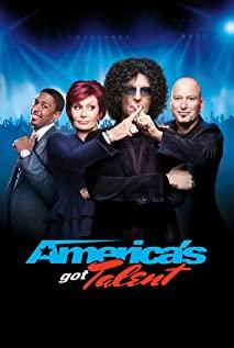 America's Got Talent (2006) cover