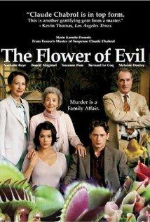 La fleur du mal 2003 poster