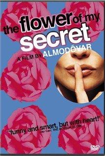 La flor de mi secreto (1995) cover