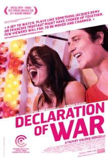 La guerre est déclarée (2011) cover