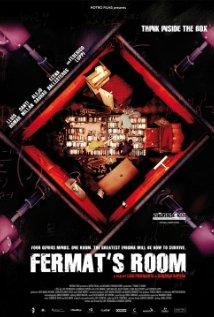 La habitación de Fermat (2007) cover