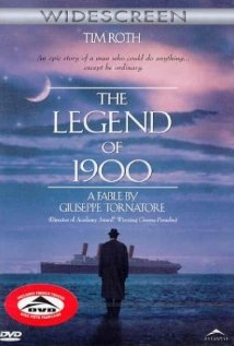 La leggenda del pianista sull'oceano 1998 poster
