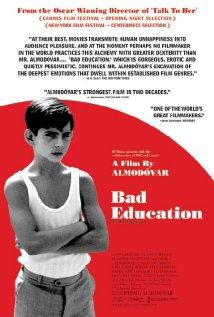 La mala educación (2004) cover