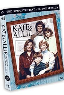 Kate & Allie 1984 poster