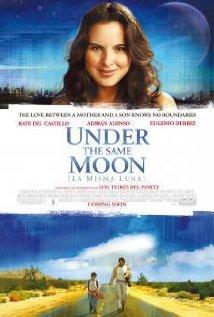 La misma luna (2007) cover